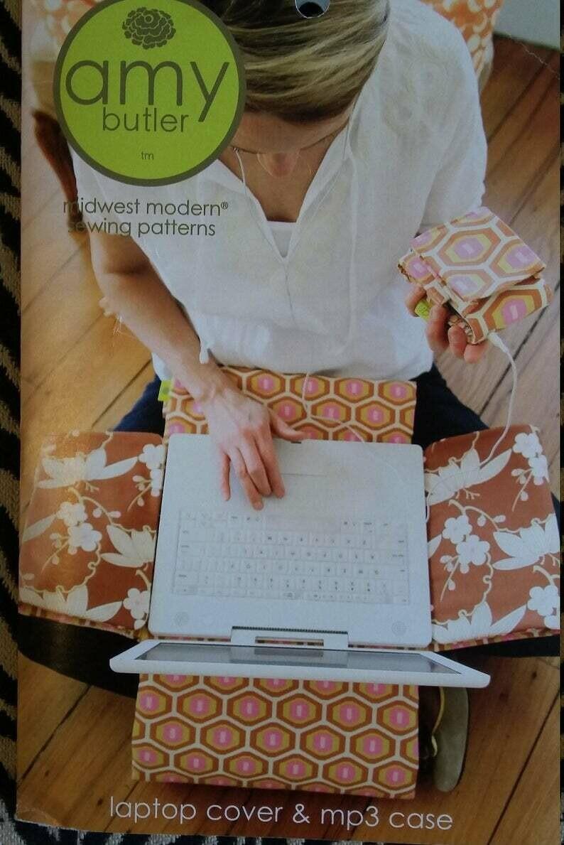 Amy Butler - Laptop Cover & MP3 Case