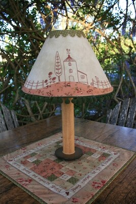 Lynette Anderson Designs - Millhouse Shade & Mat
