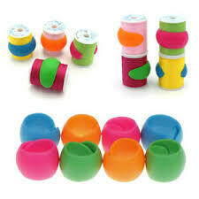 Thread Spool Huggies (3pkt)