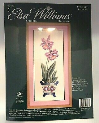Elsa Williams - Orchids (00463)
