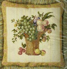 Bucilla - Fruitful Folly Cushion Kit (4900)