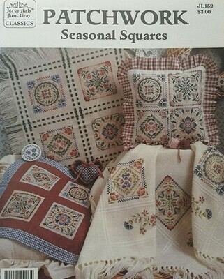 Jeremiah Junction - Patchwork Seasonal Squares Pattern