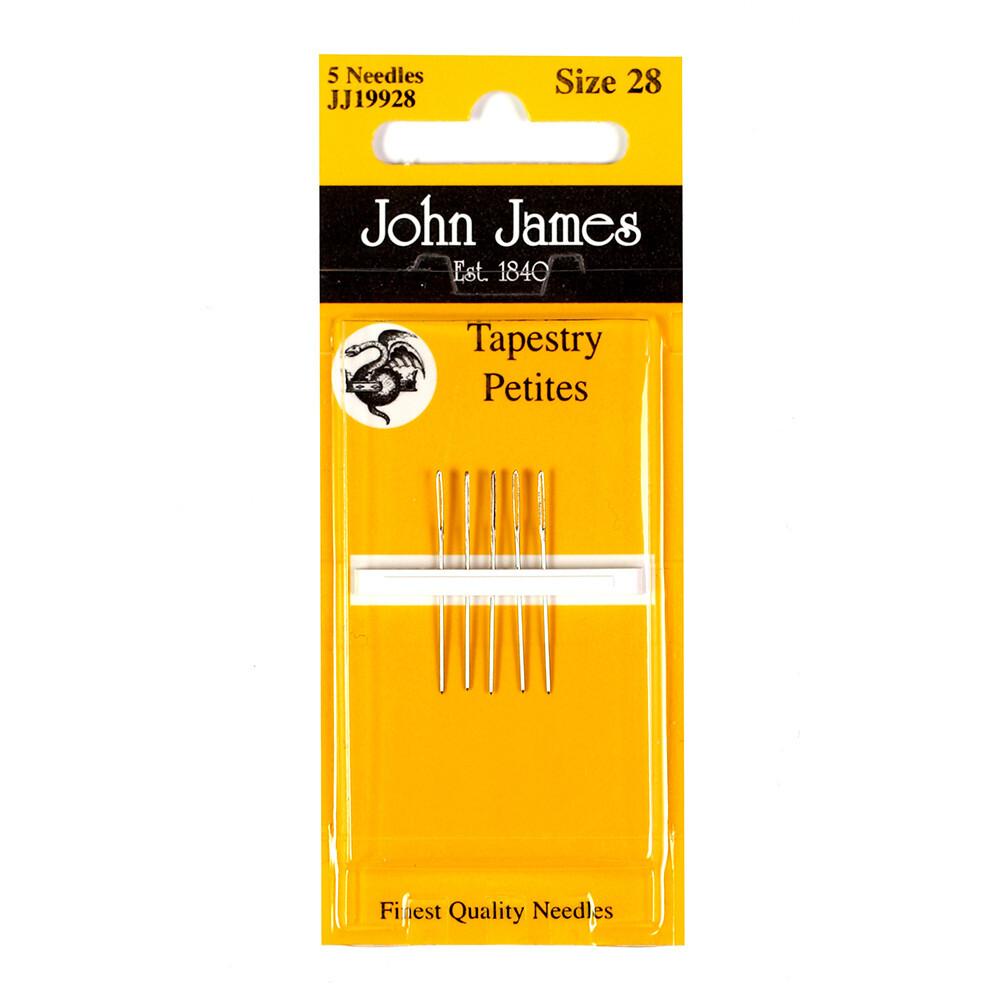 John James Tapestry Petites #28 pkt (JJ19928)