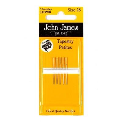 John James Tapestry Petites #22 pkt (JJ19922)