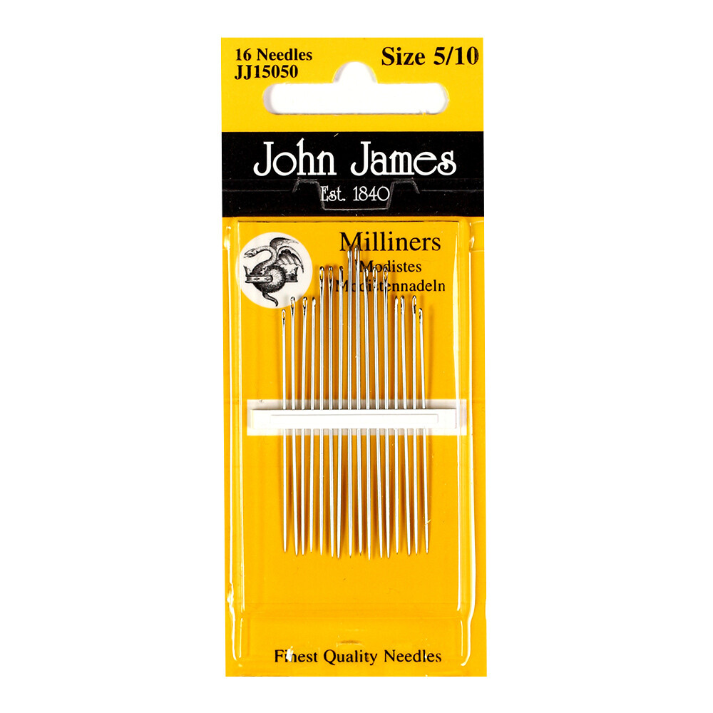 John James Milliners #09 pkt (JJ15009)