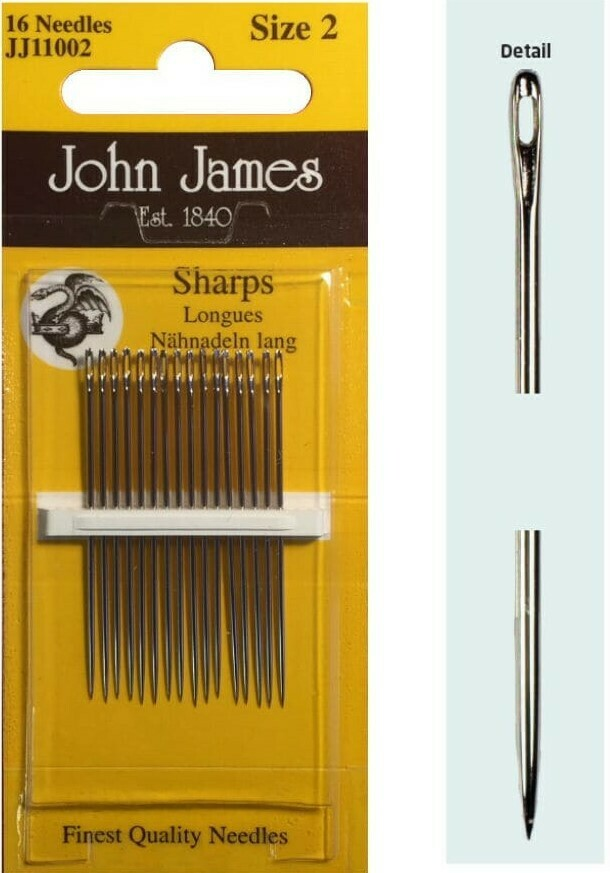 John James Sharps #01/05 pkt (JJ11015)