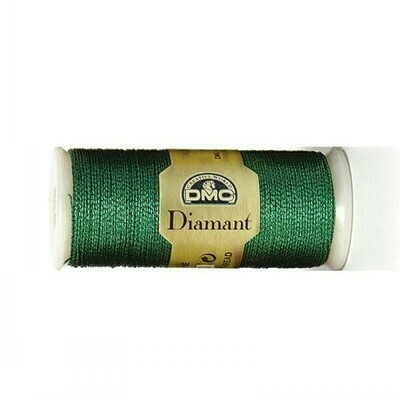 DMC380 Diamant Metallic Thread D0699 - Emerald