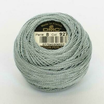 DMC116 Perle 08 Ball 0927 - Light Grey Green
