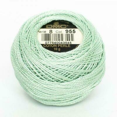 DMC116 Perle 08 Ball 0955 - Light Nile Green