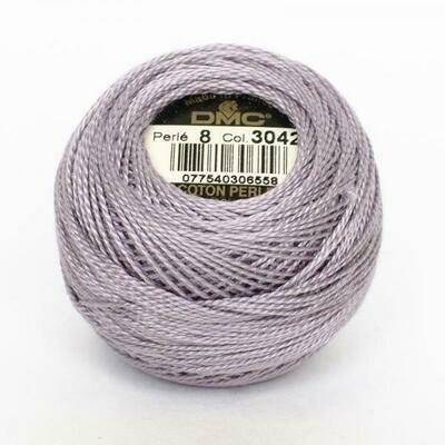 DMC116 Perle 08 Ball 3042 - Light Antique Violet