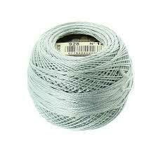 DMC116 Perle 12 Ball 0928 - Very Light Grey Green
