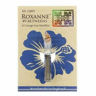 Roxanne Betweens/Quilt Needles #09 pkt (RX-12009)