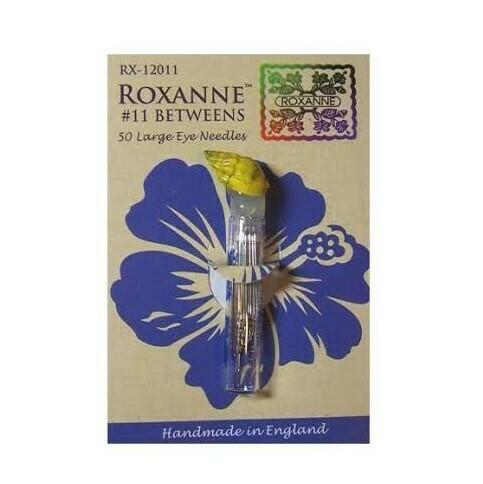 Roxanne Betweens/Quilt Needles #10 50pkt (RX-12010)