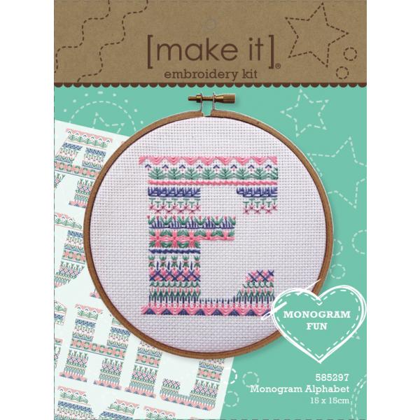 Make It - Monogram Fun (585297)