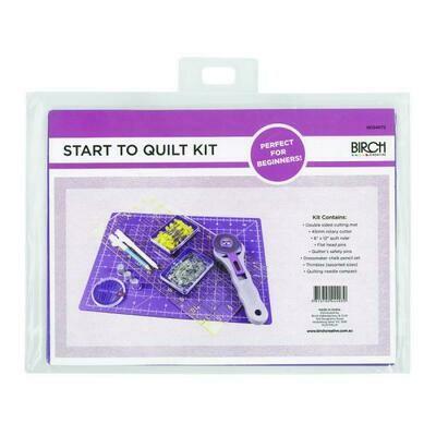 Birch Start To Quilt Kit (Q024072)