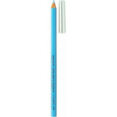 Clover Water Soluble Pencil - Blue (5001)