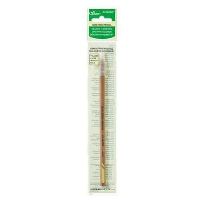 Clover Quilting Pencil - Yellow (5007)