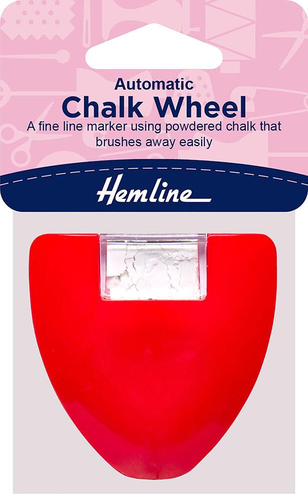 Hemline Automatic Chalk Wheel (244)