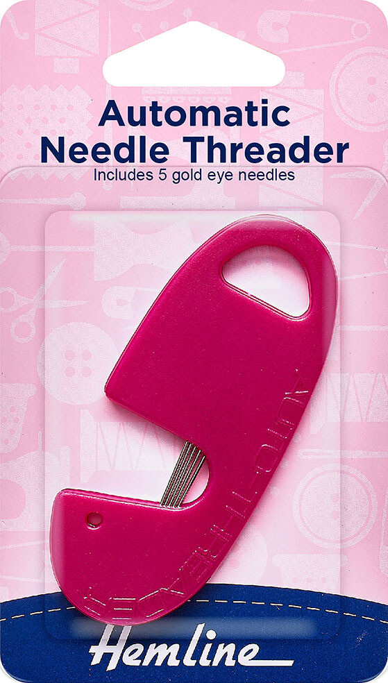 Hemline Automatic Needle Threader (230)
