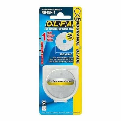 OLFA Rotary Blade 45mm Endurance RB45H-1 (OL4174)