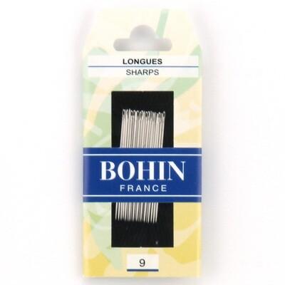 Bohin Sharps #09 pkt (00221)