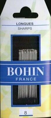 Bohin Sharps #08 pkt (00220)