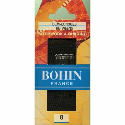 Bohin Betweens/Quilt #08 pkt (00320)