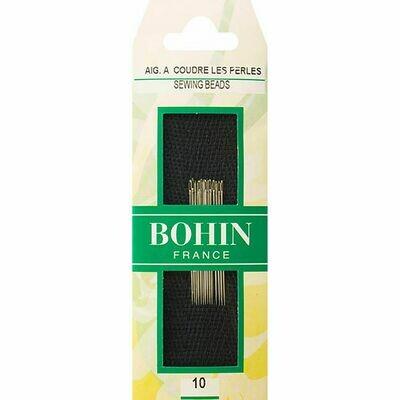 Bohin Beading #10 pkt (01124)