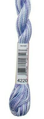 DMC115 Perle 05 Skein 4220 - Lavender Fields