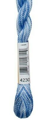 DMC115 Perle 05 Skein 4230 - Crystal Water