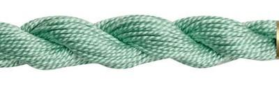 DMC115 Perle 03 Skein 0966 - Medium Baby Green