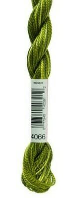 DMC115 Perle 05 Skein 4066 - Fresh Cut Grass