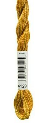 DMC115 Perle 05 Skein 4129 - Peanut Brittle