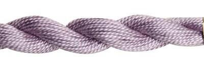 DMC115 Perle 03 Skein 3042 - Light Antique Violet