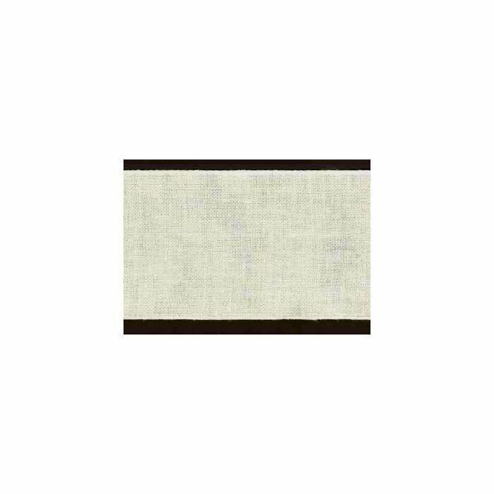 Linen Band 80mm per metre - Antique White (72022.08.101)