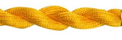 DMC115 Perle 03 Skein 0972 - Deep Canary