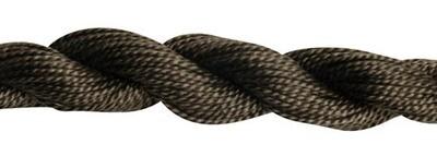DMC115 Perle 03 Skein 3021 - Very Dark Brown Grey