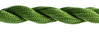 DMC115 Perle 03 Skein 3346 - Hunter Green