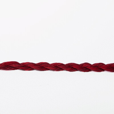 Colour Streams 100% Silken Strands Thread #042 - Raspberry