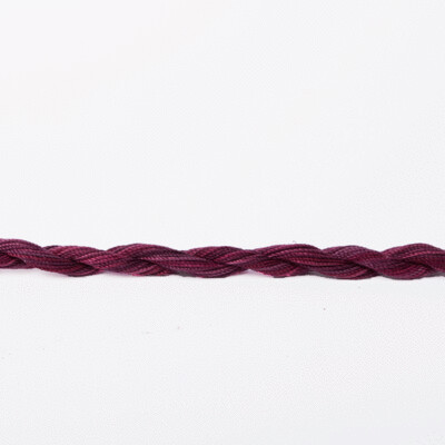 Colour Streams 100% Silken Strands Thread #032 - Berry