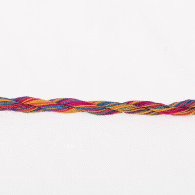 Colour Streams Exotic Lights 100% Silk Thread #015  - Marrakesh