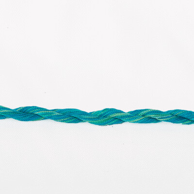 Colour Streams 100% Silken Strands Thread #060 - Blue Lagoon
