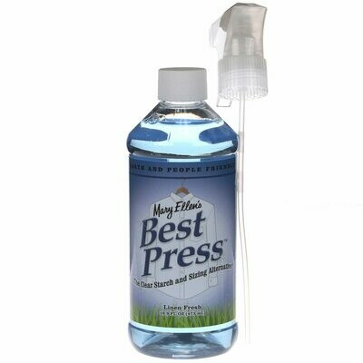 Mary Ellen's Best Press Starch - Linen Fresh