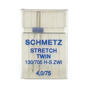 Schmetz Stretch Twin - 4.0/075
