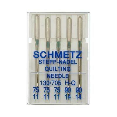 Schmetz Quilting Mixed #75-90