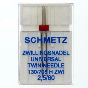 Schmetz Universal Twin - 4.0/080