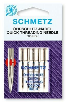 Schmetz Quick Threading #80/12