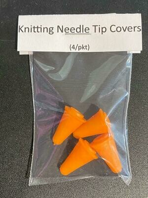 Knitting Needle Tip Covers (4pkt)
