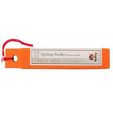 Tulip Quilting Needles #09 6pkt (THN-004e)