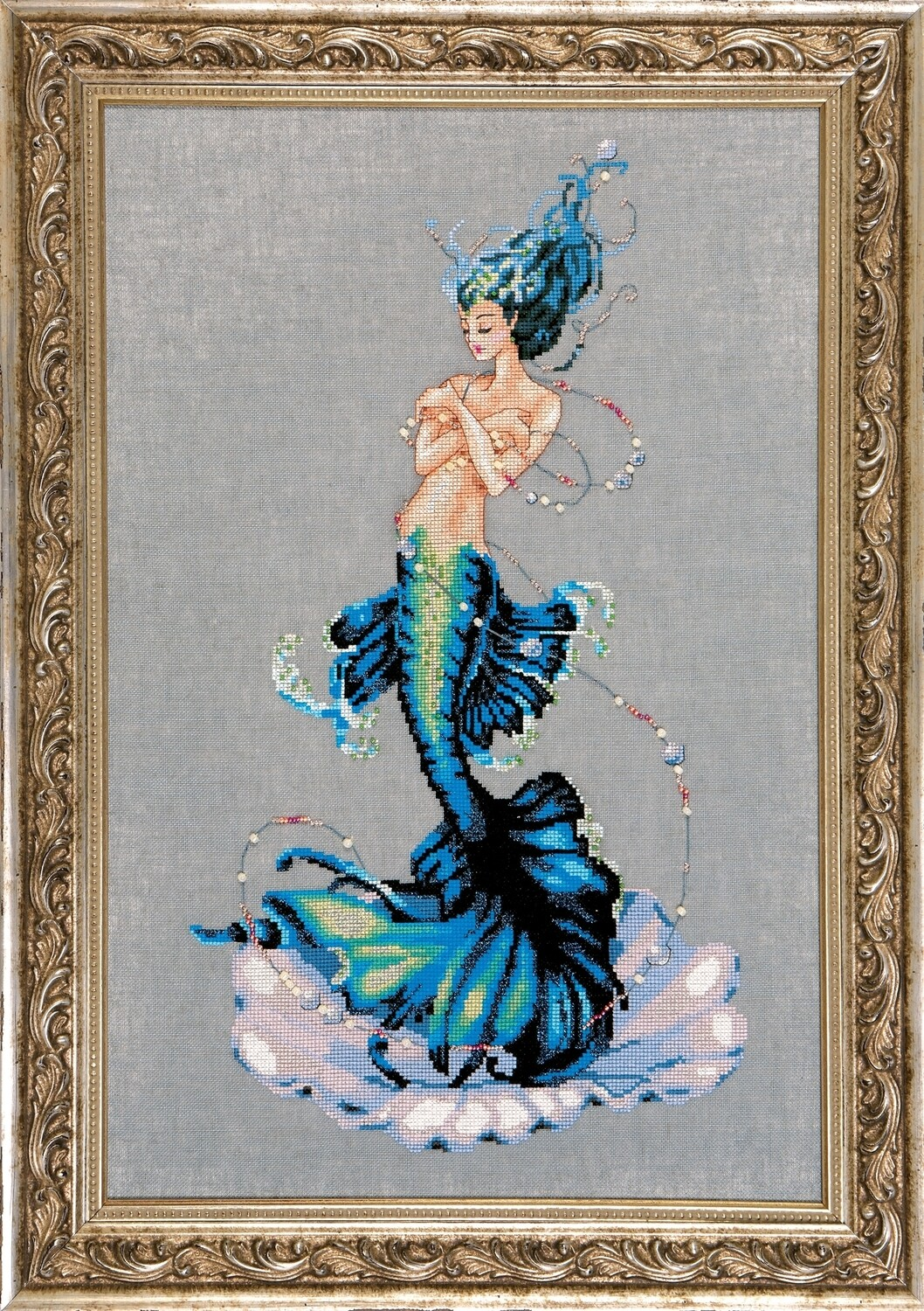 Mirabilia Designs - Aphridite Mermaid (MD144)